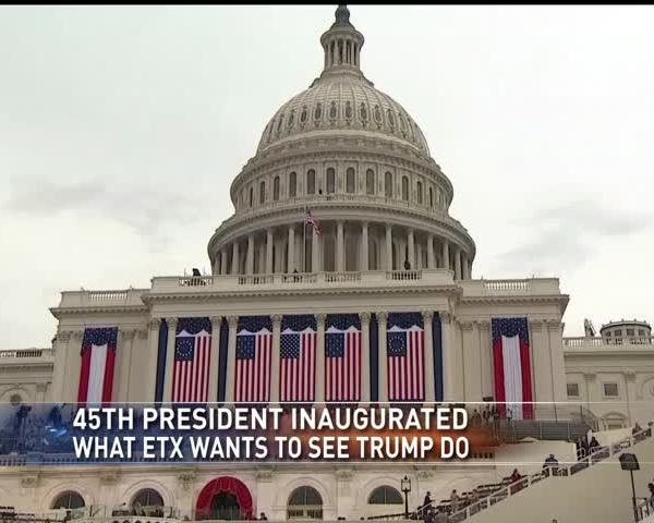 What East Texans want to see from President Trump_17872479
