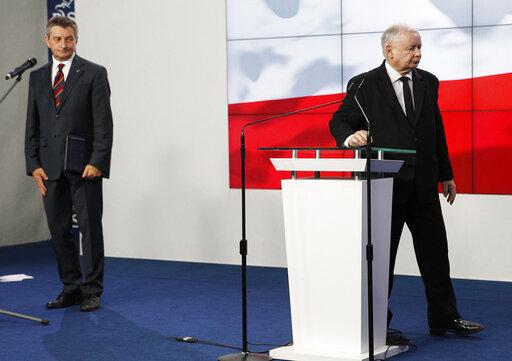 Jaroslaw Kaczynski, Marek Kuchcinski