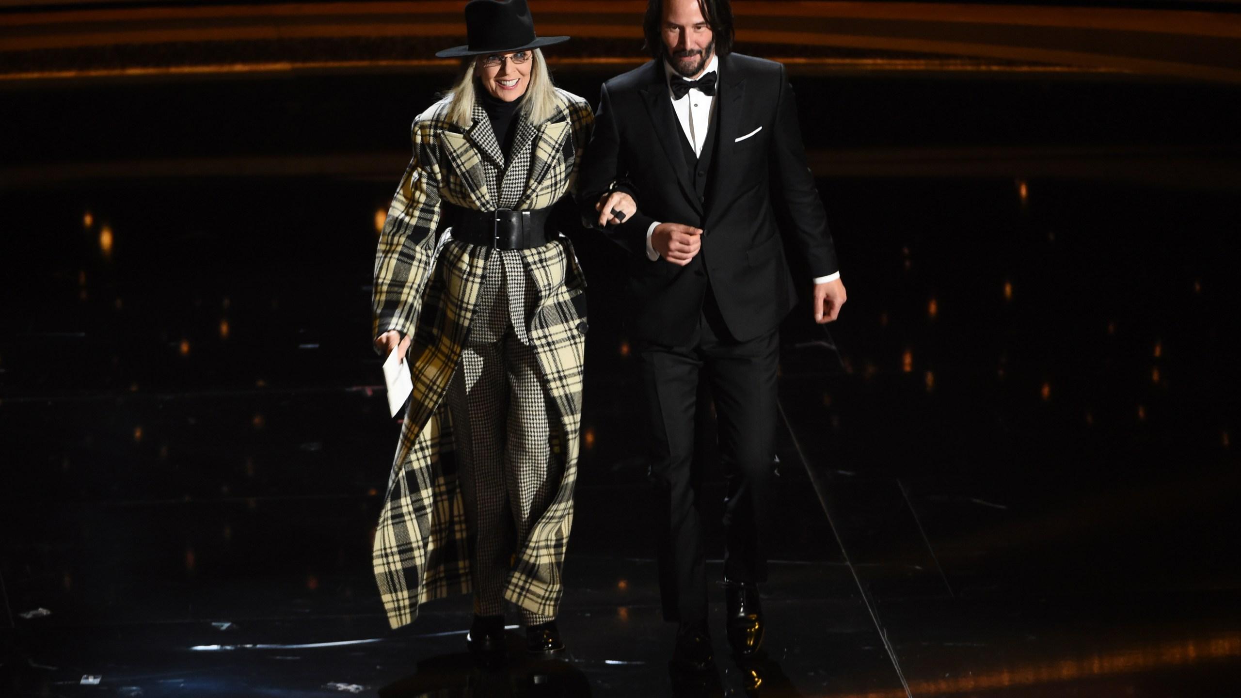Diane Keaton, Keanu Reeves