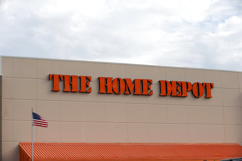 Home Depot Sales Explode As Millions Working From Home Take On Improvement Projects Ketk Com Fox51 Com