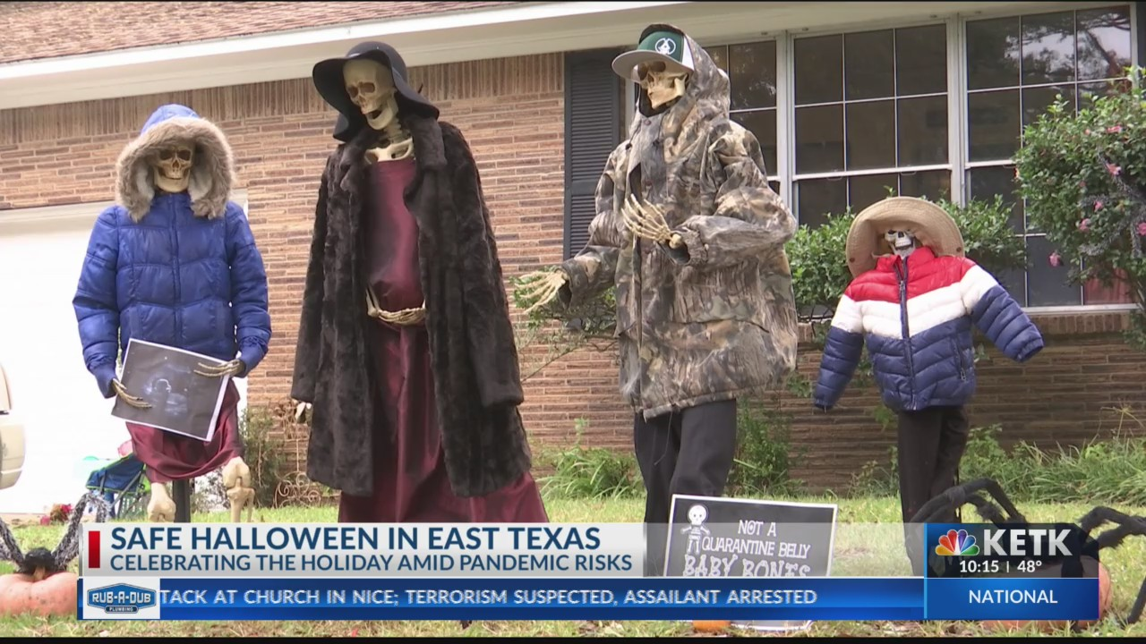 Halloween Events 2020 East Texas Several first responders, medical helicopter on scene of major