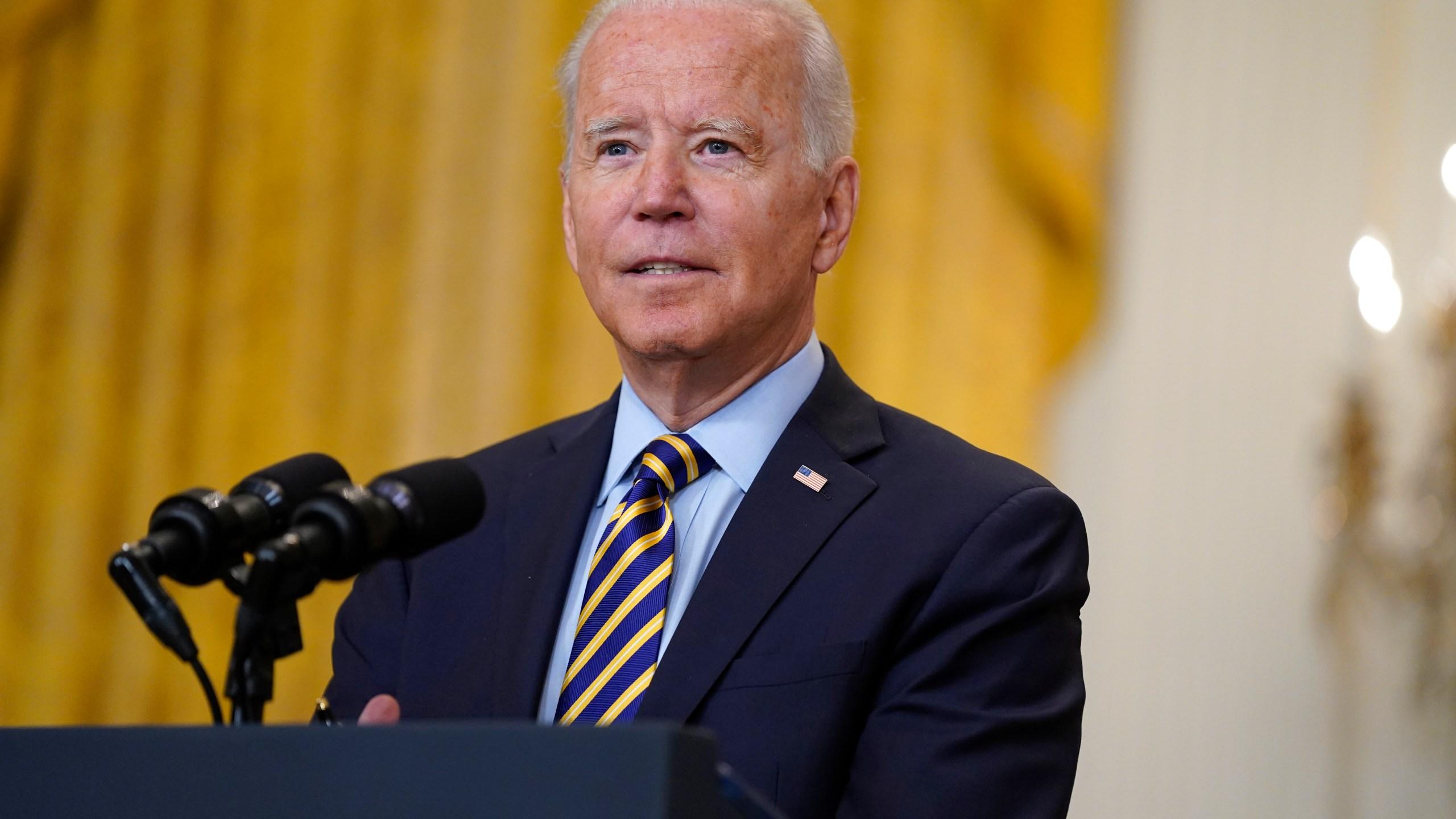 More competition: Biden signs order targeting big business – KETK.com | FOX51.com